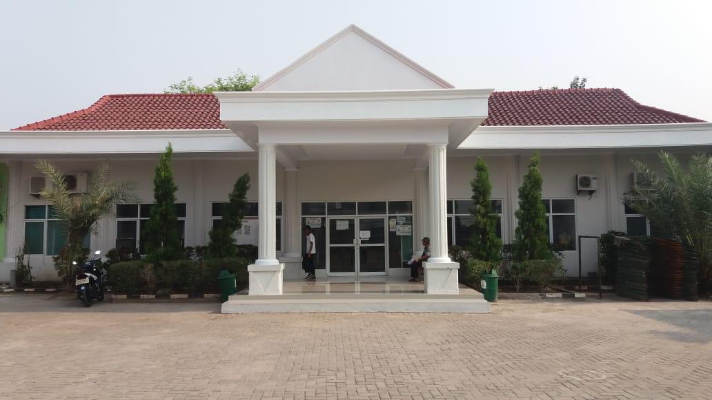 Kantor Desa Setiamekar Cukup Megah Dan Modern
